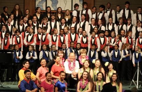 Image of Spring concert, Sail Away