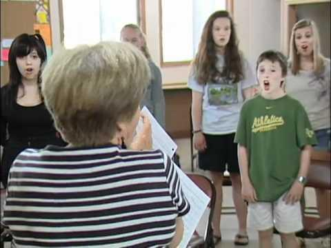 Children's Chorus Video 2011